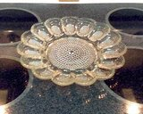 REDUCED AGAIN! Egg platter/ relish tray by Indiana Glass in Cleveland, Texas