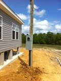 200 AMP Meter Loop & Installation in Lake Charles, Louisiana