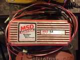 MSD ignition Spark Control Module 6A in Fort Lewis, Washington