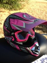 PINK QUAD W/ Pink Helmet in Tacoma, Washington