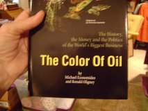 Hardback Book Telling About The Beginning Of The Oil Industry in Kingwood, Texas