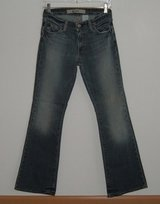 Women's Jeans GAP Size 2 Curvy Flare Stretch Light in Yorkville, Illinois